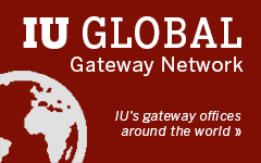 IU Global Gateway website