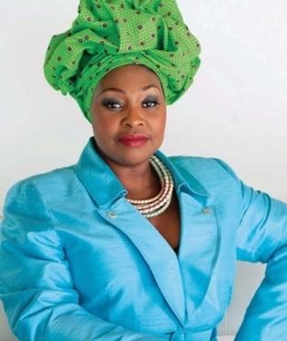 photo of yvonne chaka chaka
