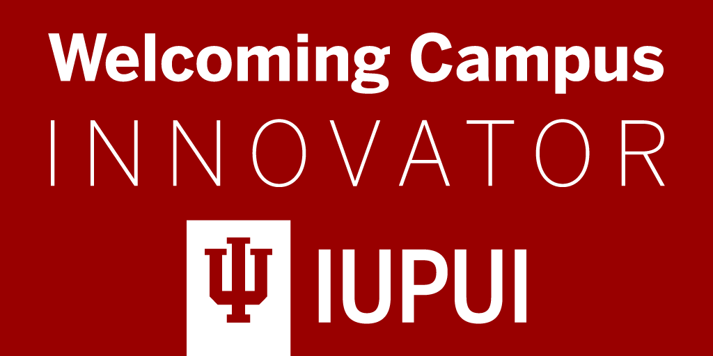 Welcoming Campus Innovator Badge
